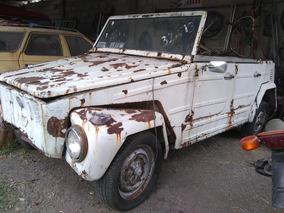 Volkswagen Vw Safari