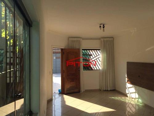 Imagem 1 de 19 de Casa À Venda, 257 M² Por R$ 900.000,00 - Vila Esperança - São Paulo/sp - Ca0519