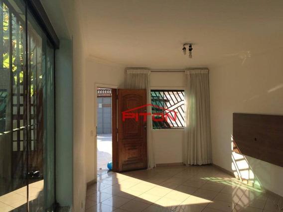 Casa Com 4 Dormitórios À Venda, 257 M² Por R$ 900.000,00 - Vila Esperança - São Paulo/sp - Ca0519