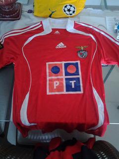 Camisa De Jogo Benfica Leo
