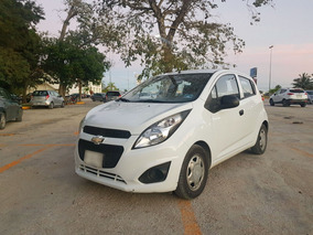 Chevrolet Spark 1.2 Ls L4 Man At Blanco 2015 En Cancún