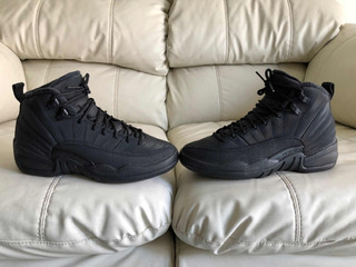 Tenis Air Jordan Retro 12 Winter Del 24mx Dama O Niño
