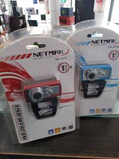 Camara Web Netmak Nm-w79b