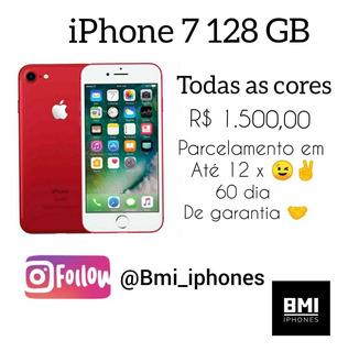 iPhone 7 128 Gb - Vitrine