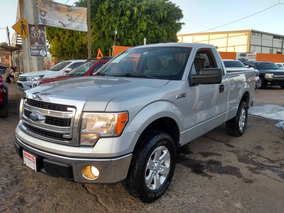 Ford Lobo 5.0l Xlt Cabina Doble 4x4 Mt 2013
