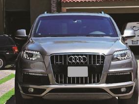 Blindada 2012 Audi Q7 Sline Blindaje Nivel 4 Plus Blindados