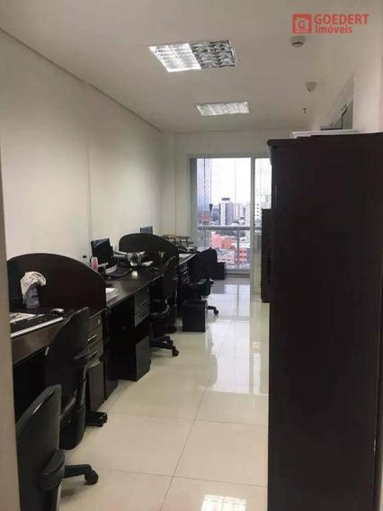 Sala À Venda, 44 M² Por R$ 373.000,00 - Centro - Guarulhos/sp - Sa0120