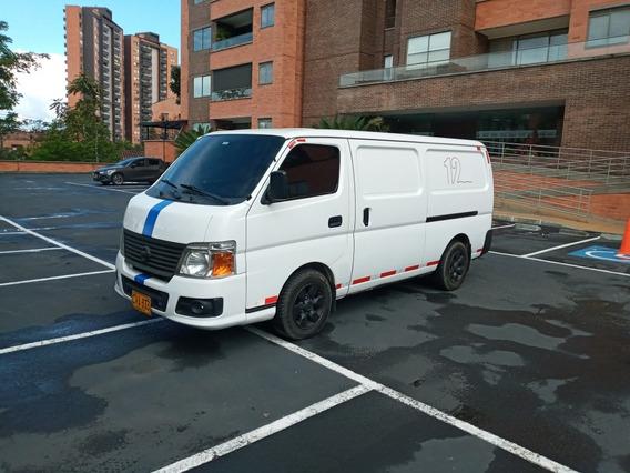 Nissan Urvan Panel (carga)