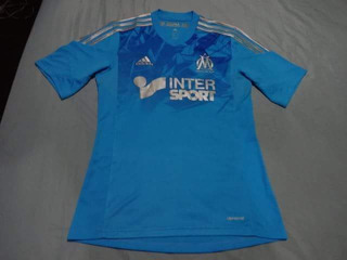 Camisa Olympique Marseille 2014/2015 Tamanho P