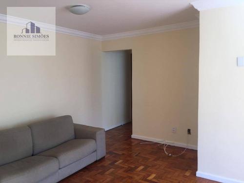 Imagem 1 de 12 de Apartamento Para Alugar Em Moema, Edifício Ana Lucia, 2 Dormitórios, Sala, Cozinha, 2 Banheiros, 1 Vaga Na Garagem, 70 M², São Paulo. - Ap1146