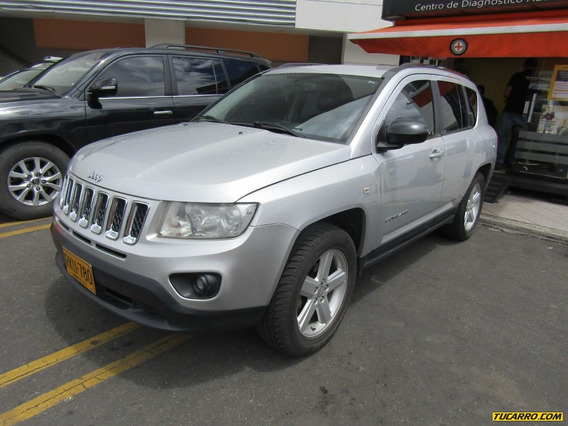 Jeep Compass Limited Limited 2.4 4x4 Tp