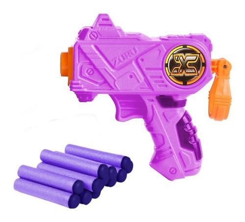 Pistola Lanza Dardos Para Nenas Xshot Mini Dart Blaster Ctas