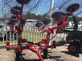 Tractore Agricola Rastrillo Mf1508 De 8,10 Y 12 Soles Nuevos