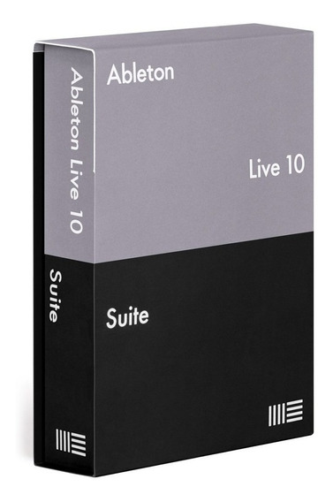 Ableton Live Suite 10 Full + Max For Live - Windows