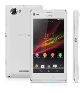 Sony Xperia L C2104 Android 4.1, 8.0mp, 1 Ghz Novo-vitrine