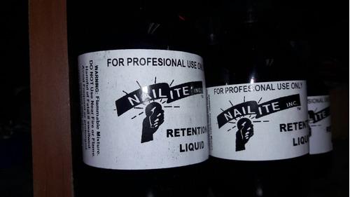 Liquido De Resina Morado De Alta Retención