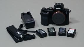 Câmera Sony Alpha A7s Mirrorless Full-frame Com 2 Baterias