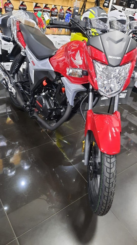 Honda Glh 150 0 Km 2021 Performance Bikes  Entrega Inmediata