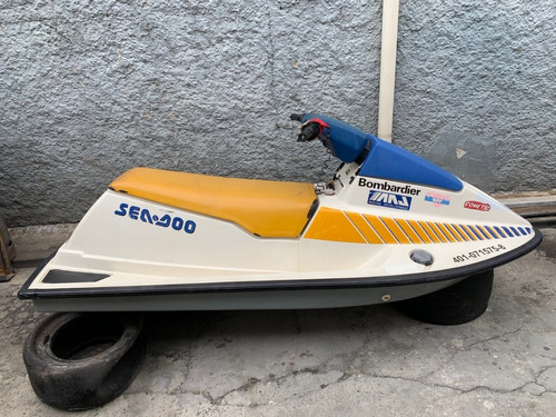 Jet Ski Sea Doo Sp 1991 Unico Dono!