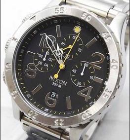 Relógio Nixon A486000-00 48-20 Chronos