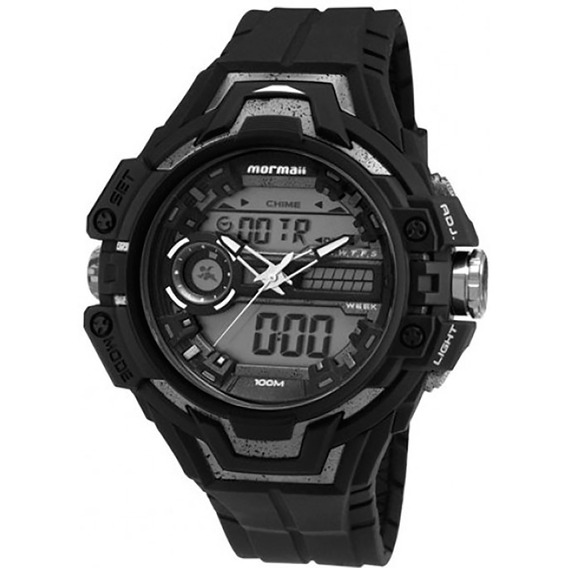 Relógio Mormaii Masculino Acqua Pro Mo1082b/8k.