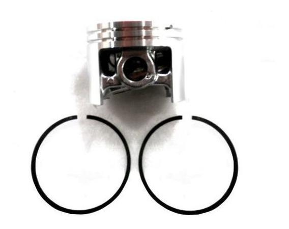 Pistão 52mm Anéis Pino Para Motosserra Stihl 038 380 381