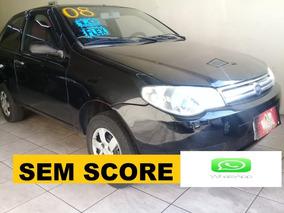 Fiat Palio Sem Score Entrada De 1500 E Parcelas De 520