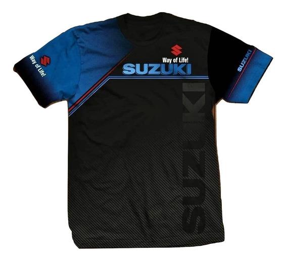 Remera Suzuki Urban Ryder Atv Motocross Utv