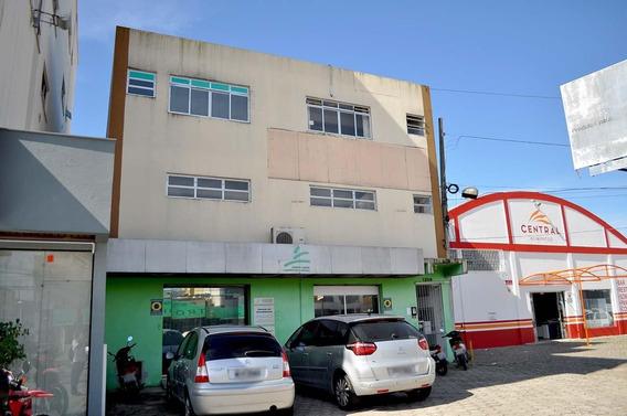 Sala Comercial Em Barreiros - 2474