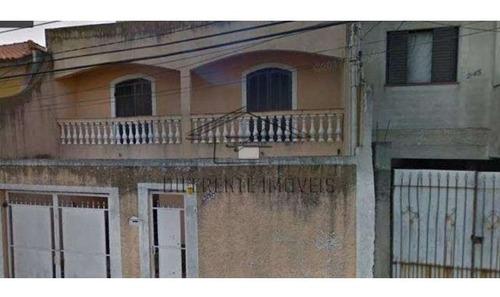 Sobrado 3 Dormitórios - 1 Suíte - 3 Vagas No Analia Franco !!!
