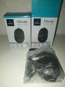 Mouse Óptico Goldentec Gt150 Preto