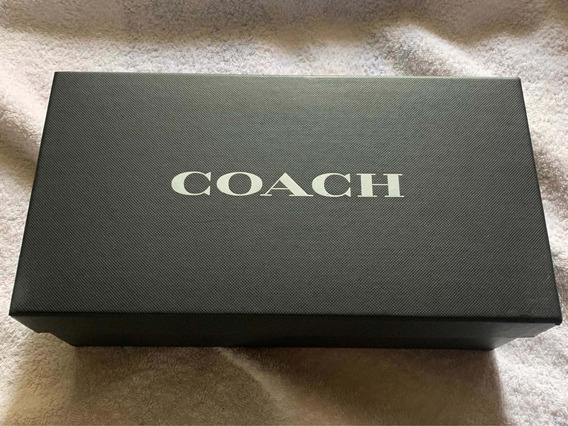 Caja De Cartón Para Zapatos Coach