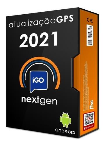 Cartão Atualização Gps Igo Primo Nextgen Android