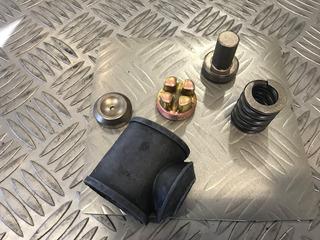 Kit Reparacion Barra Direccion Hyundai H100 H350 H350 X Lado
