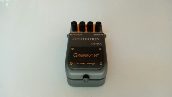 Pedaleira Guitarra Groovin Ds200 Distortion