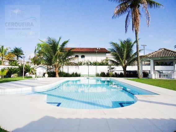 Casa Residencial Para Locação, Acapulco, Guarujá. - Ca0283