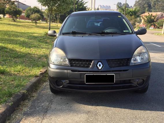 Renault Clio 1.0 8v Authentique 3p