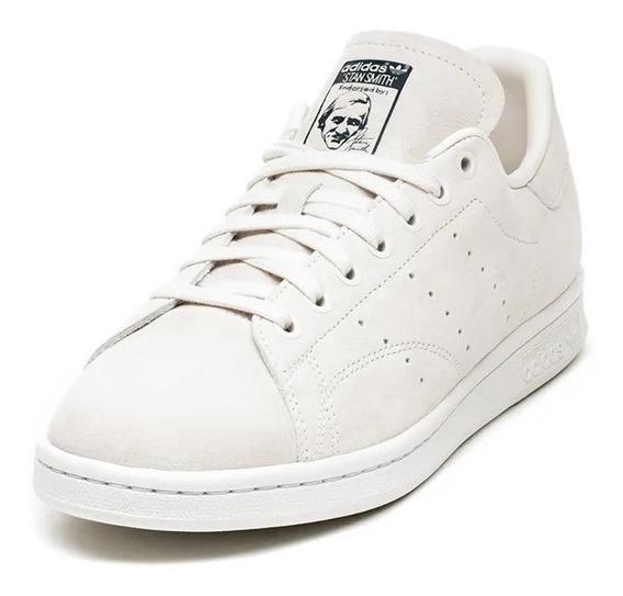 Tênis adidas Stan Smith Chalk White Masculino.
