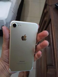 iPhone 7 32gb Dourado Usado.