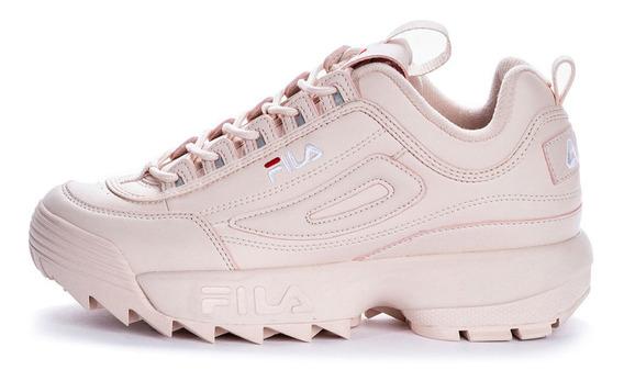 Zapatillas Fila Disruptor Ii Premium Mujer