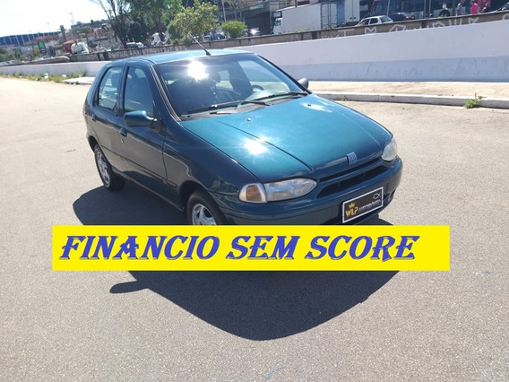 Fiat Palio 2000 Financiamento Com Score Baixo Ficha No Zap