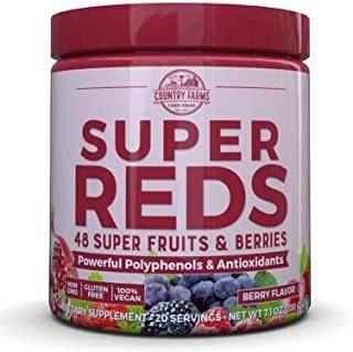 Country Farms Super Reds Energiz - Unidad a $153340