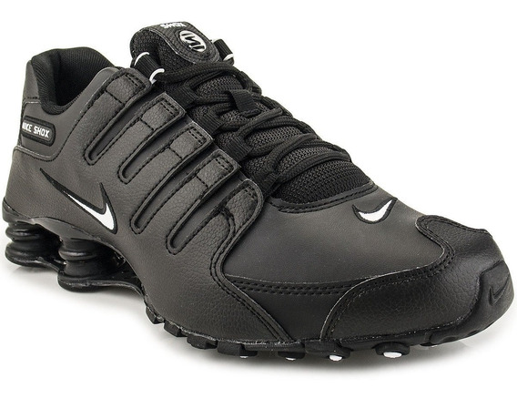 Zapatillas Nike Shox Nz Eu Urbanas Nuevas 501524-091