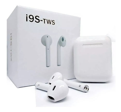 Audifonos Bluetooth Mini I9 Tipo AirPods Android Y Apple