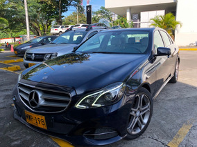 Mercedes Benz Clase E Elegance Cgi Interior Cuero Blanco
