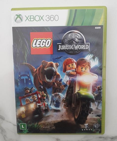 Jogo Lego Jurassic World Xbox 360 - Mídia Física Português