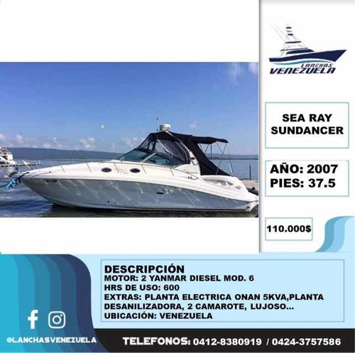 Yate Sea Ray Sundancer Lv173