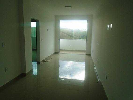 Apartamento Com 2 Quartos Para Comprar No Paraíso Em Ponte Nova/mg - 6153