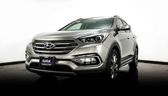 16408 - Hyundai Santa Fe 2017 Con Garantía At