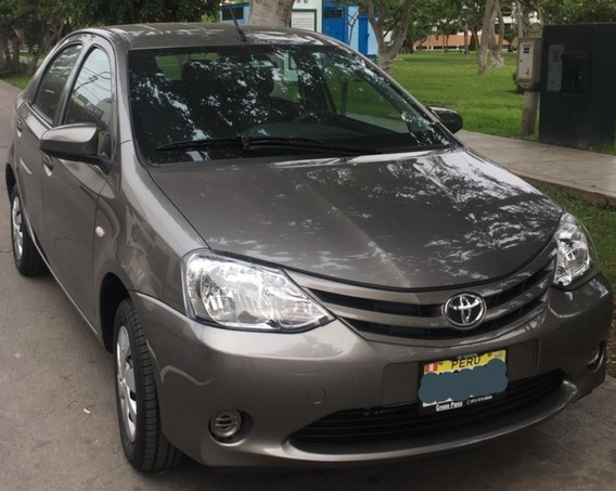Alquiler Taxi - Toyota Etios 2019 Nuevo